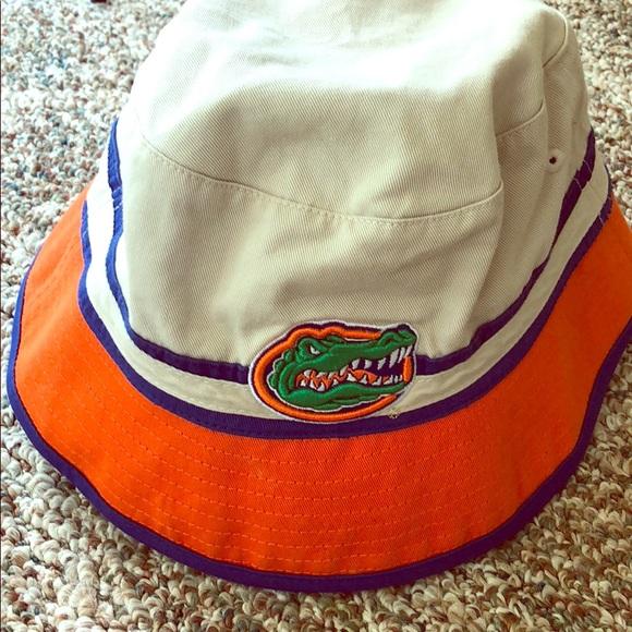 9d5ef20e200 Florida Gator Reversible Bucket Hat. M 5b75d8e31b16dbadea692d0c. Other  Accessories ...